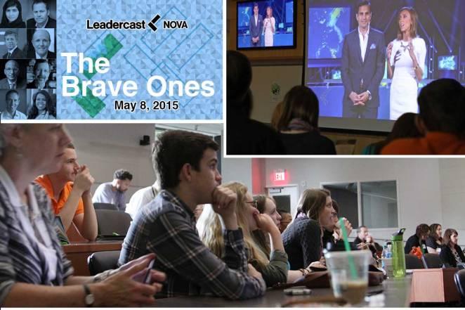 Leadercast 2015 at NOVA
