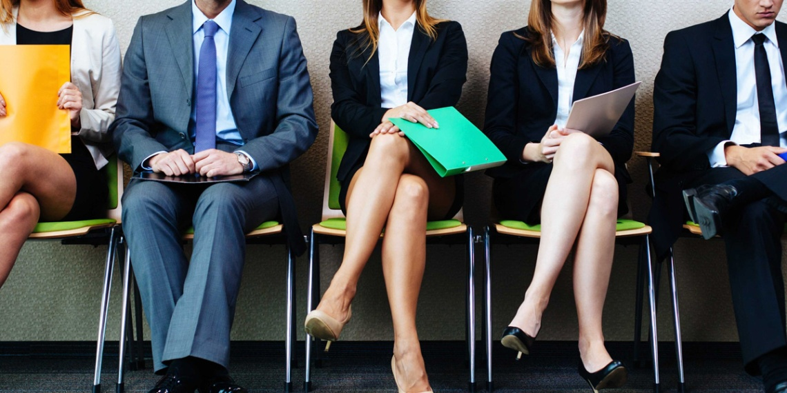 The resume and job search process is meant to get the interview.