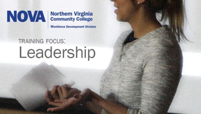 Training focus: leadership